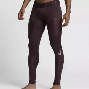 Nike Pro Hyperwarm Aeroloft Tights size M